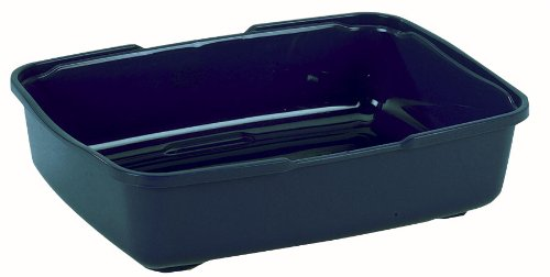 Marchioro Goa 2 Cat Litter Pan, Medium, Colors Vary