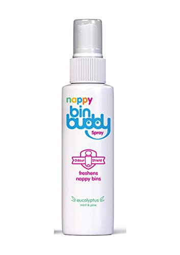 Nappy Bin Buddy Bin Fresher Spray, 225 ml