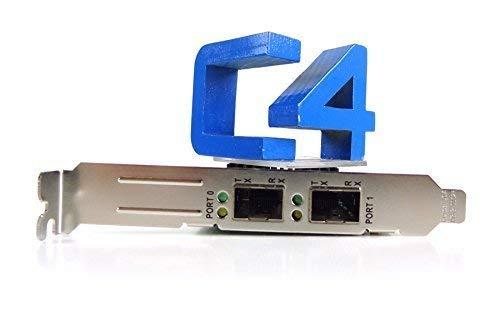 HP AJ763-69001 2-Port Fibre Channel HBA (Certified Refurbished)