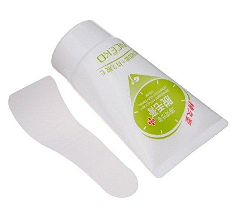 Menthe poivrée antiallergique Remover dépilatoire crème dépilatoire par Abcstore99