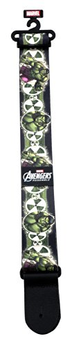 Peavey 3019460 Avengers Hulk Guitar Strap