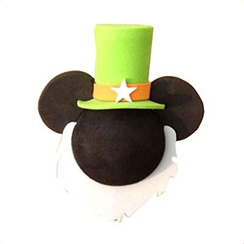 Access All Areas Mickey Mouse St Patrick's Irish Aerial Topper Car Locator Finder Father's Mother's Day Birthday ()