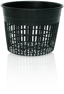 Net Pots 6 inch, Round Heavy Duty, 1 (Heavy Duty Net Pot)