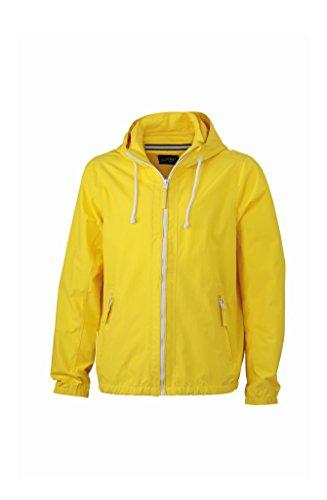 Funzionale Sun white Giovanile Men's Quattro E yellow Jacket Giacca Sailing Stagioni 8Sq7xnwB