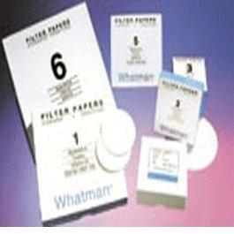 Papel filtro Whatman cualitativo estandar, grado 4, Paquete de
