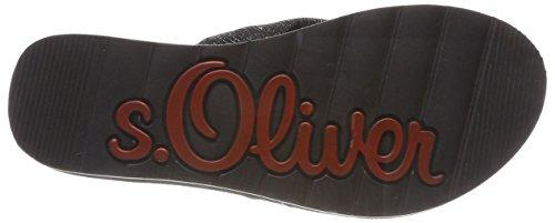 Flip S Black Flops Women''s 27110 oliver Pv17q
