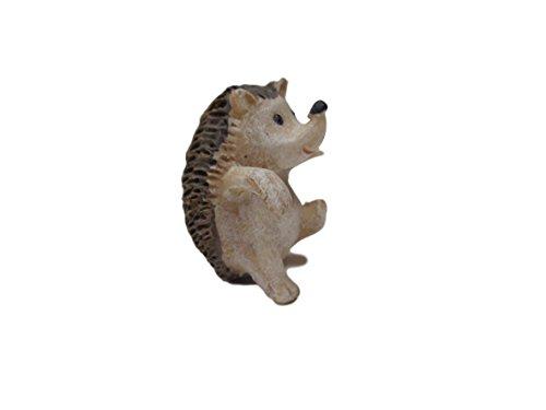 Once Upon a Garden Playful Hedgehog Fairy Garden Dollhous...