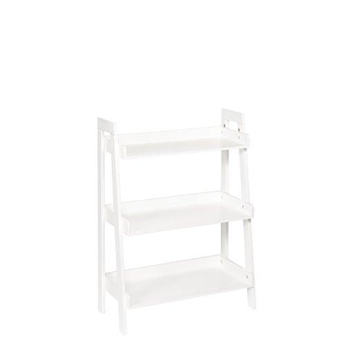 White 3 Shelf - 7