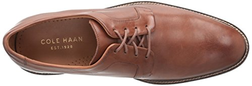 Cole Haan Mens Warren Plain Oxe Oxford Ljusbrun