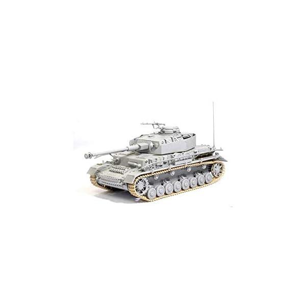 Dragon 1/35 PzKpfw IV Ausf H Late Production Tank w/Zimmerit Kit 5