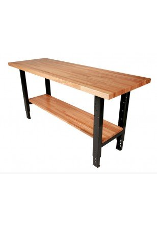 96'' x 24'' x 1-3/4'' Maple Butcher Block 1-3/4'' Thick, 24'' Wide by Wood Welded (Image #3)