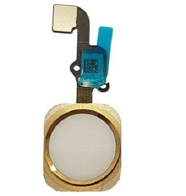 Smartex/® Tasto Home Nero con Cavo Flessibile Compatibile con iPhone 6S