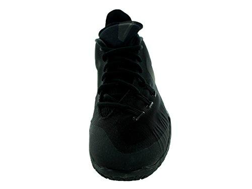 Nike Hyperchase Basketball Herrenschuhe Schwarz / Metallic Silber / Wolf Grau / Weiß