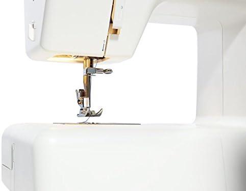 Máquina de coser Silvercrest SNM33B1. 33 puntadas y 4 niveles ...