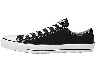 Converse Mens Chuck Taylor All Star Sneaker (10.5 D(M) US, Black)