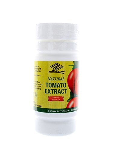Natural Tomato Extract ((100 tabs)