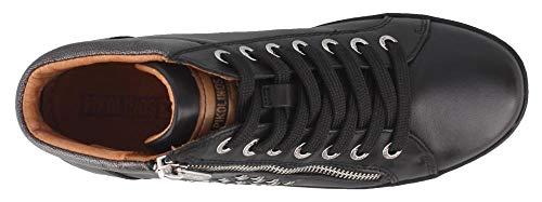 i18 Mujer black Negro Black Lagos Altas 901 Zapatillas Para Pikolinos Ex6vYpqwn