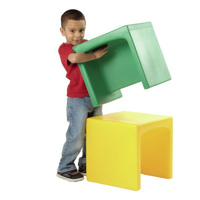 (Cube Kids Novelty Chair (Set of 4))