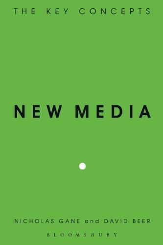 New Media (The Key Concepts)