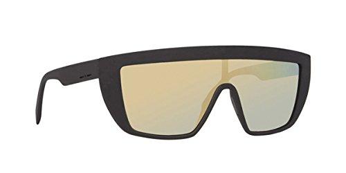 c9cb27645 Italia Independent Sunglasses S-II 0912 009 000 Plastic: Amazon.co.uk:  Clothing