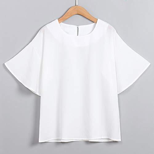 Chemise shirstLolittas Blanc T DContractE Bleu Courtes Tops Rose Noir Femme Beige Halloween Blouse Blanc Manches 4g8aBq