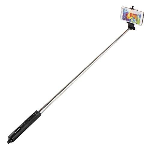 innogear selfie stick with remote shutter self portrait bluetooth monopod hand grip for for. Black Bedroom Furniture Sets. Home Design Ideas