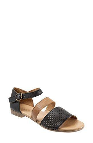 [ブエノ] レディース サンダル BUENO Janet Perforated Flat Sandal (Wome [並行輸入品]