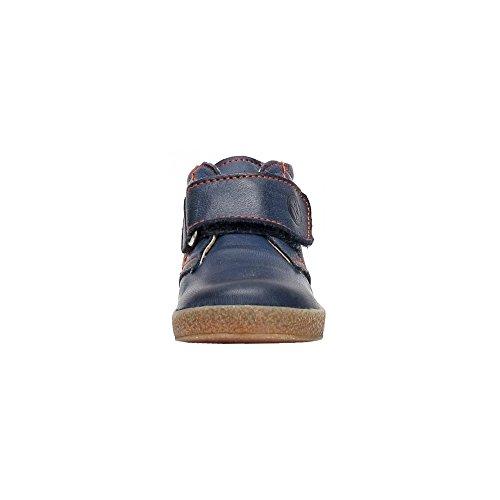 Naturino FALCOTTO 246 - zapatillas de running de cuero bebé Azul