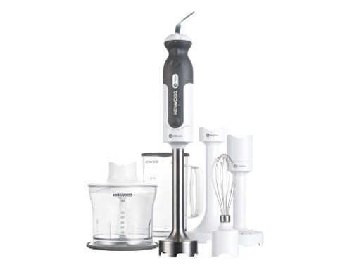 Kenwood HB724 Triblade Hand Blender 220-240 Volt/ 50-60 Hz (INTERNATIONAL VOLTAGE & PLUG) FOR OVERSEAS USE ONLY WILL NOT WORK IN THE US, OUR PRODUCT ARE BRAND NEW, WE DO NOT SELL USED OR REFERBUSHED PRODUCTS.