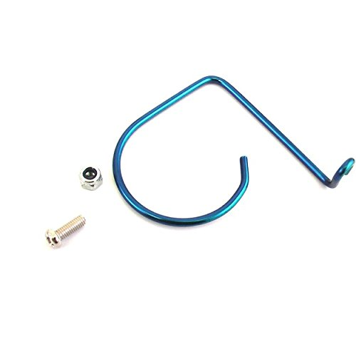 Works for Competition RGT3061 Associated RC10gt Blue Shiny Sonic Pipe Wire - Truck Force Kyosho Mad Monster