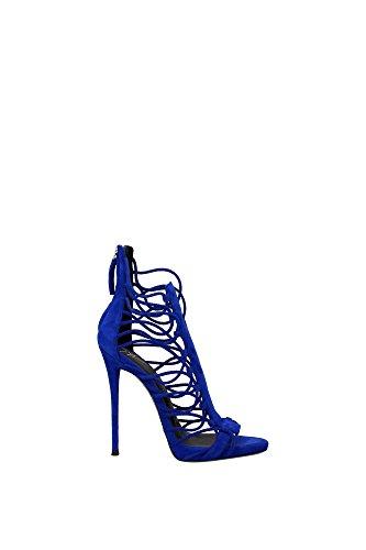 Giuseppe Azul Sandalias EU Marino Zanotti I60037COLINE110SETTER Mujer PUx7dpw