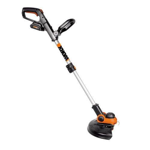 WORX WG163 GT 3.0 20V Cordless Grass Trimmer/Edger with Command Feed, 12'', 2 Batteries and Charger Included by Worx (Image #4)