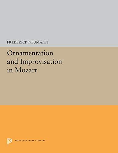(Ornamentation and Improvisation in Mozart)
