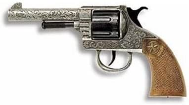 Edison 8026017 Pistola Giocattolo Oregon Antik