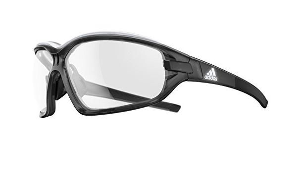 Borde Hacer cultura  Amazon.com : adidas Evil Eye Evo Pro L Sunglasses 2018 Coal Reflective  Vario Antifog Clear/Gray : Clothing
