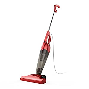 Vacuum Cleaner, BESTEK 2-in-1 Corded Upright Stick and Handheld Vacuum Cleaners with HEPA Filtration
