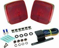 SeaSense 50080270K Square LED Trailer Tail Light Kit by SeaSense