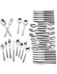 Lenox Babson 110 Piece Flatware Set Service For 12 Stainless