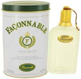 Faconnable Men's Faconnable Eau de Toilette, 3.3 oz
