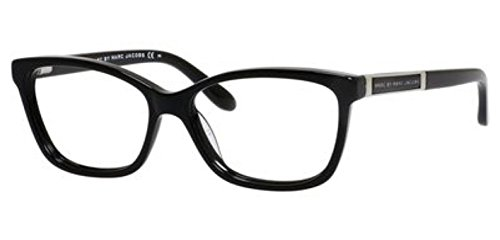 Marc by MJacobs MMJ571 Eyeglasses-029A Shiny Black - Marc Eyeglasses Frames Jacob