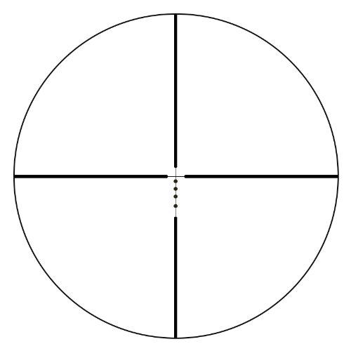Bushnell Optics Drop Zone-223 Reticle Riflescope with Target Turrets, Matte Black, 1-4x/24mm