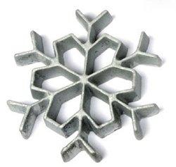 Kitchen Supply 7080 Snowflake Rosette ()