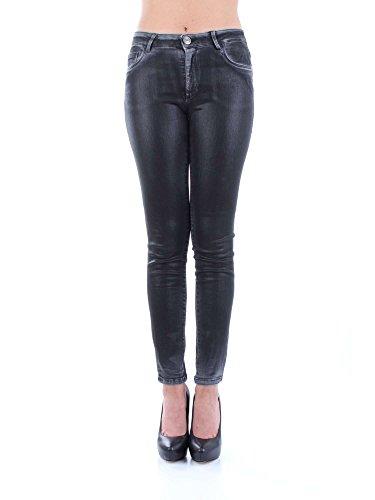 Negro 56j00008 1t001542 Mujer Pantalones Trussardi XqIFwzw