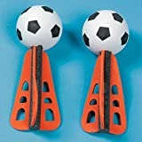 Foam Soccer Ball Missiles (2 Dozen) - Bulk by Ihiggy