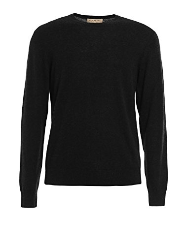 Burberry Black Richmond Cashmere Sweater M