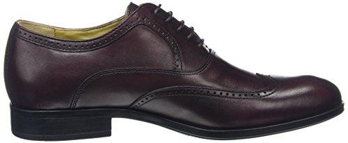 Lacets Homme Steptronics 041 Rouge à Bordo Chaussures Bugatti qrHIStH