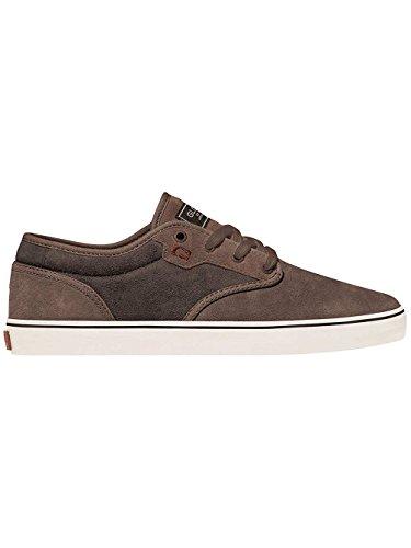 Globe Motley GBMOTLEY - Zapatillas de cuero unisex Marrón - marrón