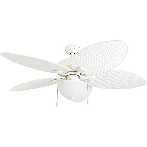Honeywell Ceiling Fans 50511-01 Inland Breeze Ceiling Fan, 52