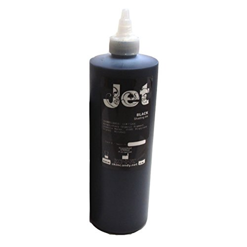 Jet Black Outlining And Shading Ink, 8Oz