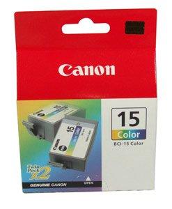 (Inkjet Ctg I70 I80 - 8191A003 Color Twin Pack)